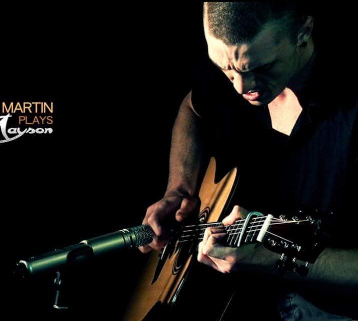 Luke V Martin