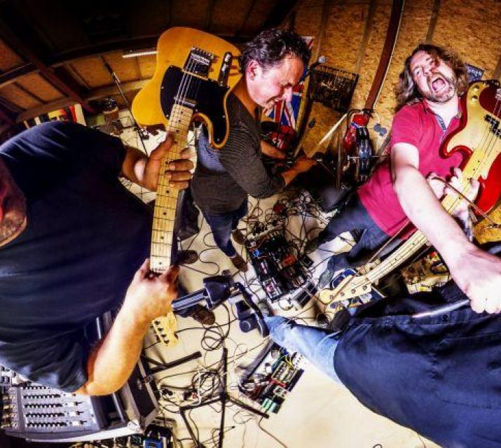 Mr. Joe Abe band