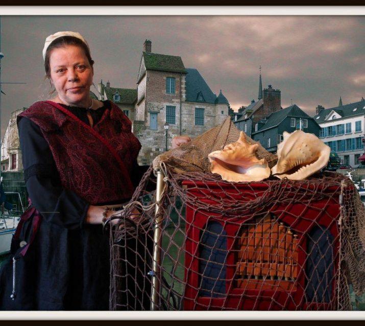 De Vissersvrouw